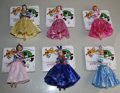 Nuevo 6 Pc Disney Princesa Bloc de Dibujo Adorno Cenicienta Blancanieves Anna