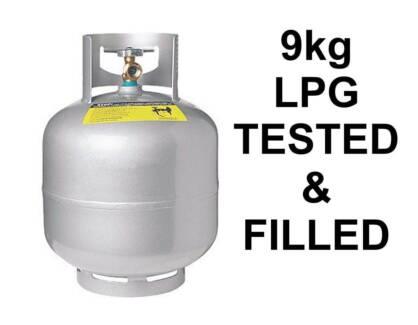 9kg LPG BOTTLE ... FULL