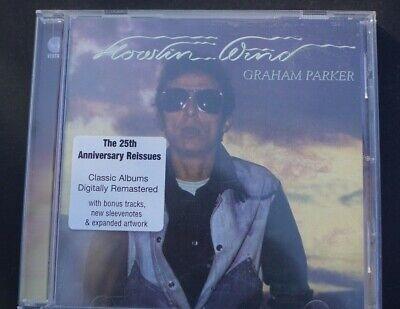 Graham Parker Howlin Wind CD 25th Anniversary Reissue