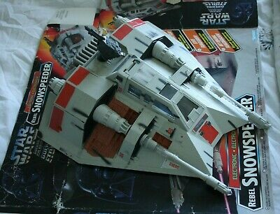 STAR WARS - POFT - Snowspeeder Electronic Vehicle - Boxed - Kenner