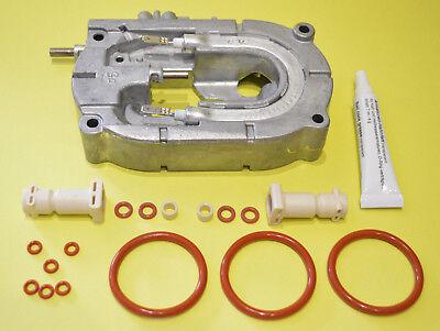 5.6 Block ( DeLonghi ESAM 5 / 6mm SET Thermoblock Durchlauferhitzer Heizung Boiler NEUWARE)