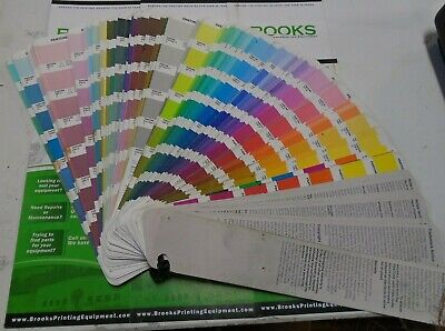 Pantone Color Guide Uncoated