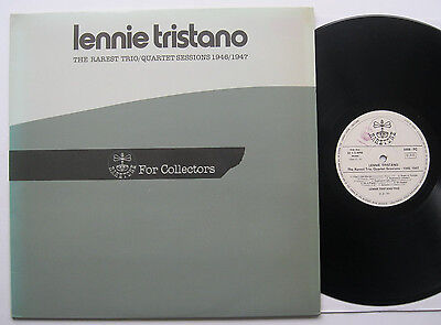 LP Lennie Tristano - Trio / Quartett Sessions - VG++ Billy Bauer John La Porta