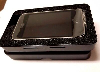 Original Apple iPhone 3G 16GB Factory Locked Smartphone Collectible Item Black