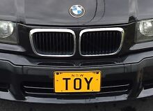 NUMBER PLATE Putney Ryde Area Preview