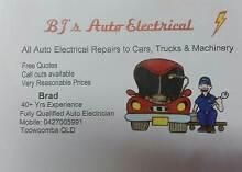 BJ's Auto Electrics Toowoomba 4350 Toowoomba City Preview