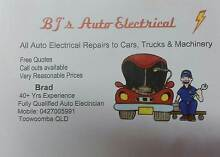 BJ's Auto Electrics / Small moves and Rubbish removal Toowoomba 4350 Toowoomba City Preview