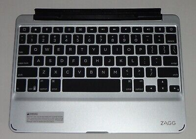 Zagg Slim Book Wireless BT keyboard and Case for iPad Air 2