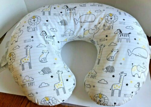 Boppy Original Feeding and Infant Support Pillow with Cover