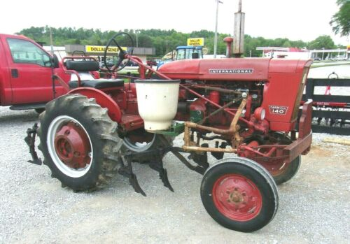 INTERNATIONAL 140 Offset Cultivating tractor#2 FREE 1000 MILE DELIVERY FROM KY