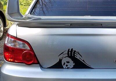 Halloween Michael Myers Sticker - Buy 2 Get 1 Free - Trunk Vinyl Decal Car Truck