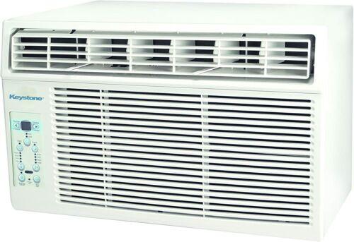 Keystone 5000 BTU 150 sq. ft. Window Air Conditioner with Remote Control