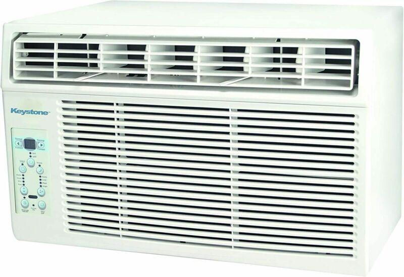 Keystone 5,000 BTU 3-Speed  Window Air Conditioner With Remote Control