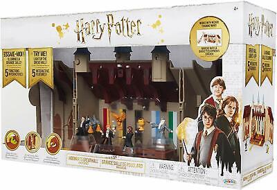 Nuevo Harry Potter Hogwarts Gran Hall Deluxe Parque Infantil con Luces comprar usado  Enviando para Brazil