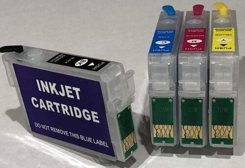 Sublimation Kit For WF-3520 3540 WF-7510 WF-7520 WF-7010 Printer Auto Reset chip