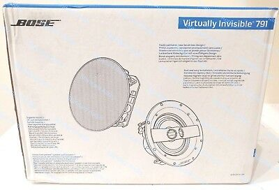 Bose Virtually Invisible 791 Series II In-Ceiling Speakers ()