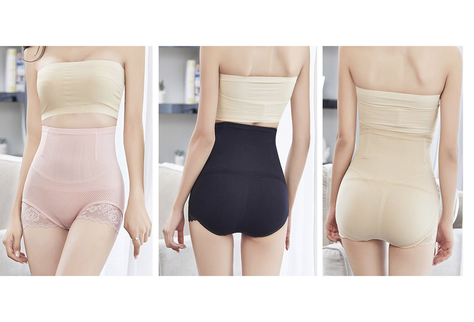 Stomaco Modellante per il Corpo Biancheria Intima Shapewear Vita Sottile