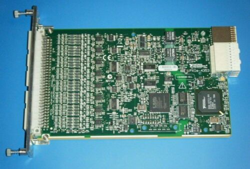 NI PXIe-4353 32ch Thermocouple TC Input Module, National Instruments *Tested*