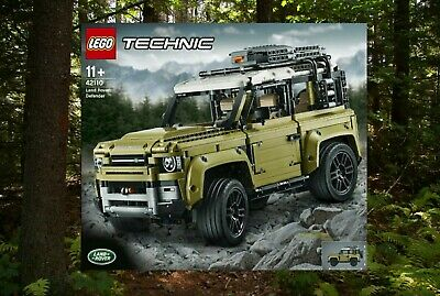 LEGO 42110 Technic Land Rover Defender New - Sealed
