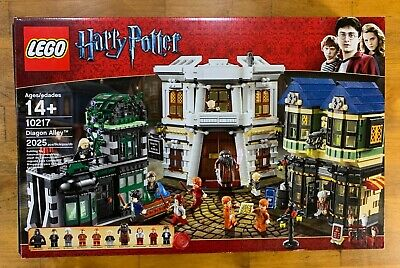 Lego Harry Potter Diagon Alley (10217), Complete Set, Unopened Box