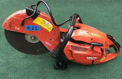 Hilti Dsh 700-x Gas Saw For Parts Only Not Working Fast Ship