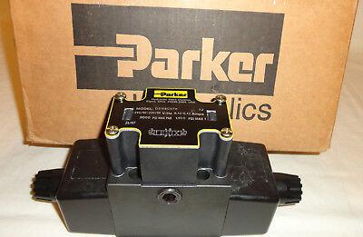 Parker D3w8cntk Hydraulic Directional Control Valve 240vac New