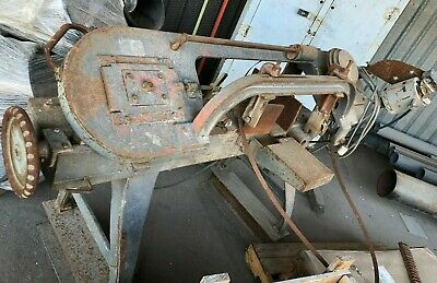 Wells Mfg. Weld Saw Parts Only