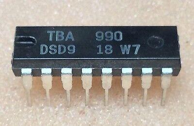 Chroma-demodulator (1 pc. TBA990  PAL Chroma Demodulator  DIP16  NOS  #BP)