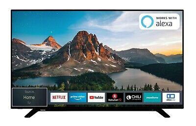 Toshiba 50U2963DG 50 Zoll 4K UHD Fernseher Smart TV HDR Dolby Vision HDR Onkyo
