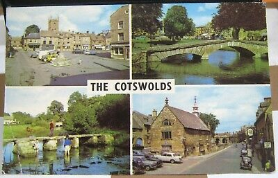 England The Cotswolds East Leach Chipping Campden etc - posted 1972
