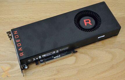 Graphics Card (AMD Radeon Vega 56 8GB)