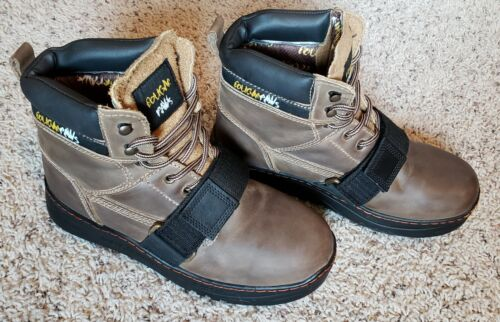 Cougar Paws Peak Performer Roofing Boots Size 10