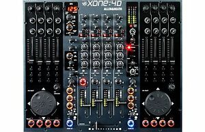 Allen and Heath Xone 4D