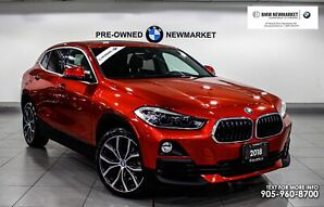 2018 BMW X2 xDrive 28i -1OWNER NO ACCIDENTS 