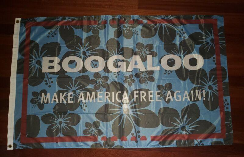 Boogaloo Flag