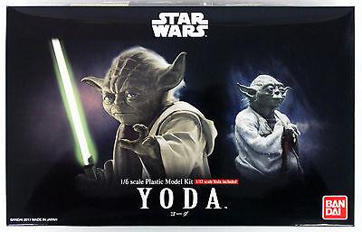 Bandai Star Wars Yoda 1/6 scale kit 144731