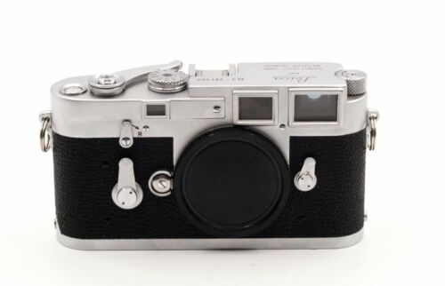 LEICA M3 DS 35mm FILM RANGEFINDER CAMERA WITH PREVIEW LEVER