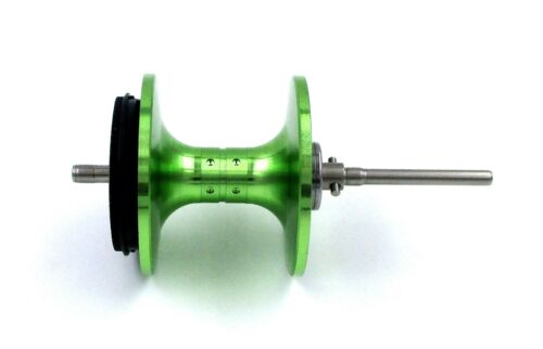 13 Fishing Trick Shop Lime Spool Assembly For Concept Reels TS1-13 Deep New