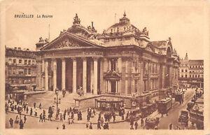 R276367 Bruxelles. La Bourse. H. P. Grand Place