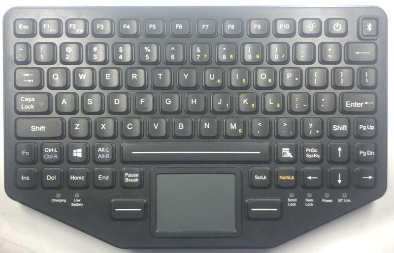 iKey BT-870-TP-SLIM Desktop Keyboard & Touchpad