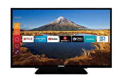 Telefunken XH32G511 LED Fernseher 32 Zoll HD Ready Triple-Tuner Smart TV WLAN Hd Tuner Hd Ready Tv