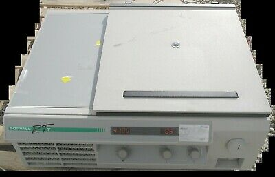 Sorvall Rt-7 Bench Refrigerated Rt7 Centrifuge - No Rotor - Working