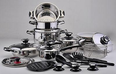 Bateria de cocina SOLINGEN - 30 piezas - Maxima calidad ¡Valida para...