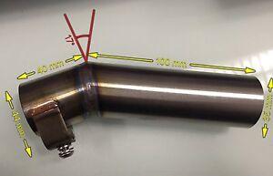 Universal Db Killer AKRAPOVIC Bos LeoVince !!Mehr Durchlass!! dB-Eater 48mm 53mm