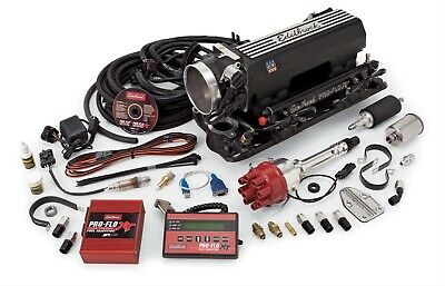 Chevy Fuel Injection System - Edelbrock 35283 Pro-Flo XT EFI Fuel Injection System for Small Block Chevy