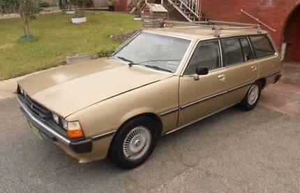 1981 Mitsubishi Sigma Wagon