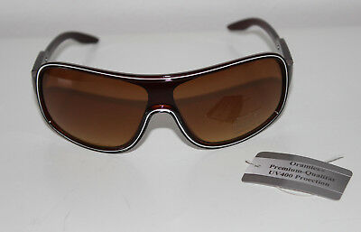 Oramics Sonnenbrille Racing Style Sportiva Design (Coffe) UVP 400 NEU
