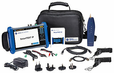 Ideal Networks R171000 Securitest Ip Digitalanaloghd Coax Cctv Tester