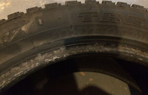 205/55/R16   4 Winter Tires
