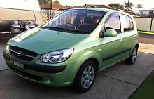 Hyundai getz 2009 Colyton Penrith Area Preview